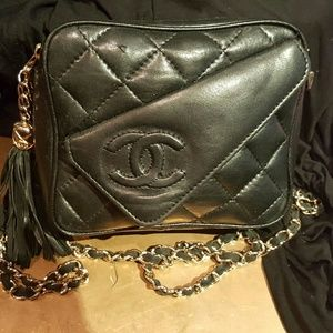 Handbags Quilted Leather Vintage Crossbody.